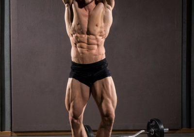 Pure Powders® Athlete Dominik Jungtorius