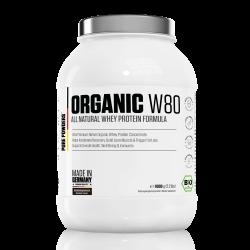 ORGANIC W80 Chocolate Flavour 1000g