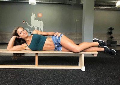 Pure Powders® Athlete Sarah Rehfeld