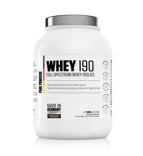 WHEY I90 Chocolate Flavour 1000g