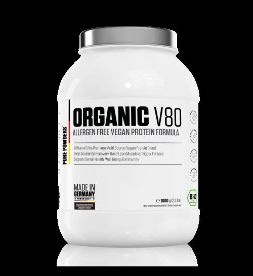 Pure Powders® ORGANIC V80